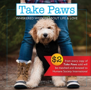 Buy Your Copy of Take Paws!
