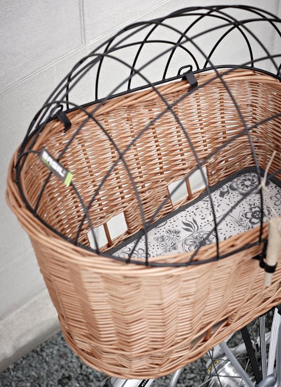 Thursday For The Win Pasja Pet Bike Basket Pawsh Magazine