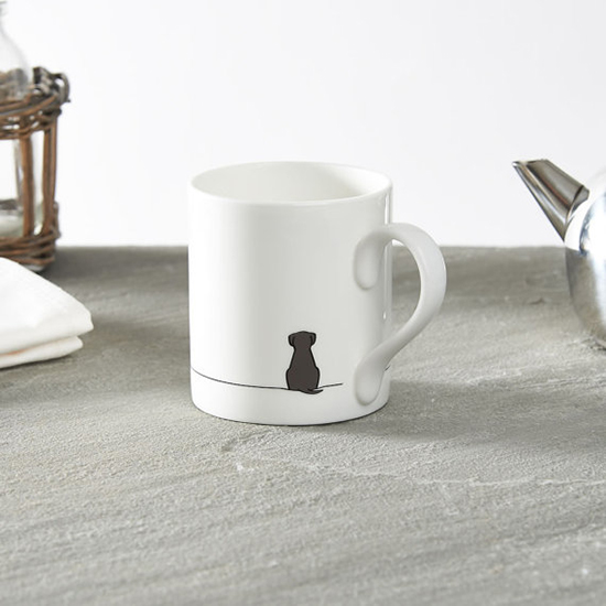 stylish dog mugs