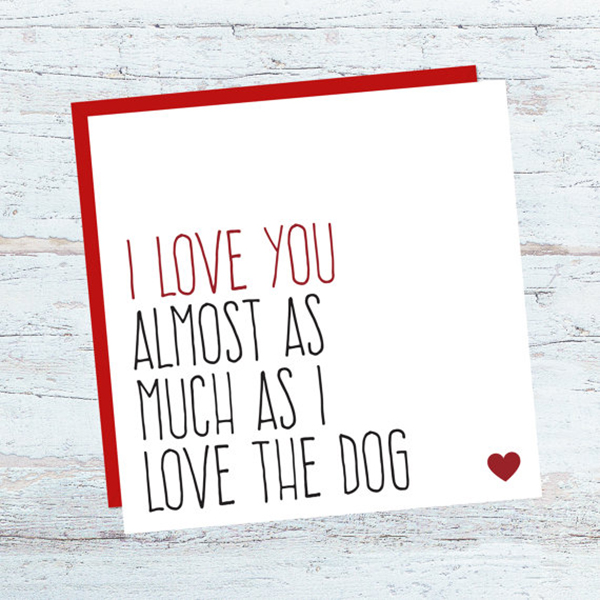 dog valentines day cards dog magazine 9 - Dog Valentines Day Cards